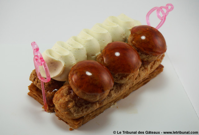 Gateau st honore patisserie