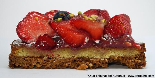 tarte aux fraises par le boulanger de monge le tribunal des g 226 teaux